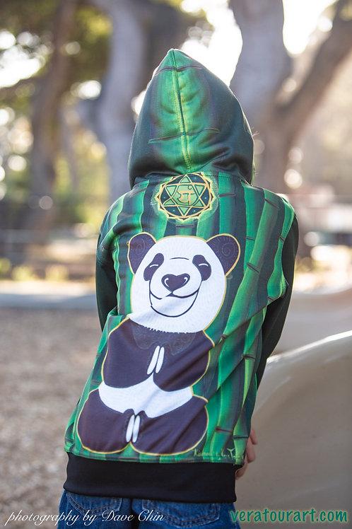 """Kids' """"Panda"""" Hoodie"""