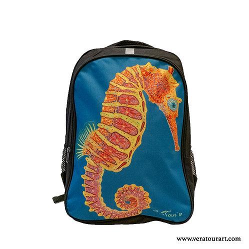 """Seahorse"" backpack"