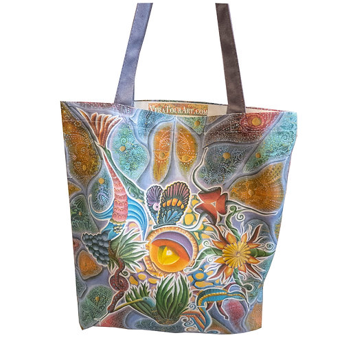 """Fantastic Neuron"" Tote Bag"