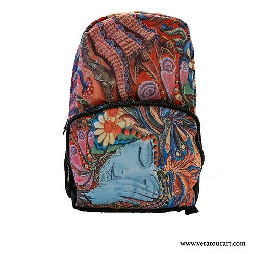"""""""Dream"""" felt backpack"""