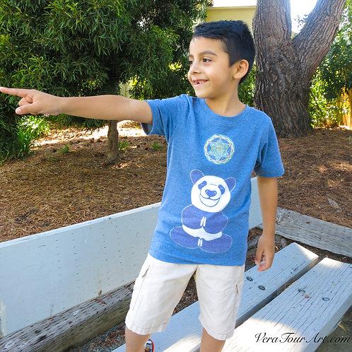 """Kids' T-shirt """"Panda"""""""