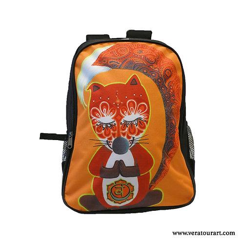 """Sacral Fox"" backpack"