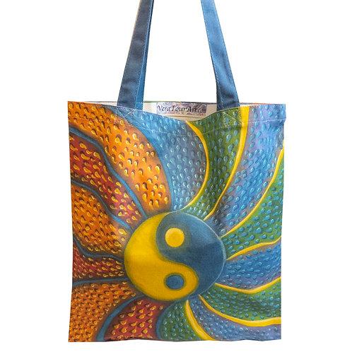 """""""Yin Yang""""Tote Bag"""