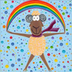 HAPPY SHEEPLE