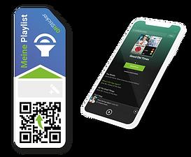 Meins!XS sticker smartphone.png