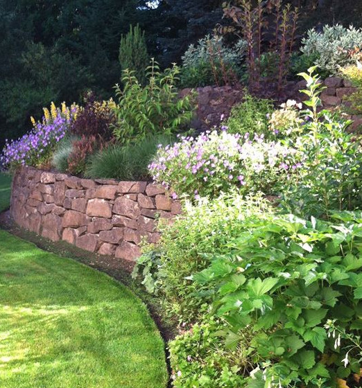 Stone Walls and Terraces
