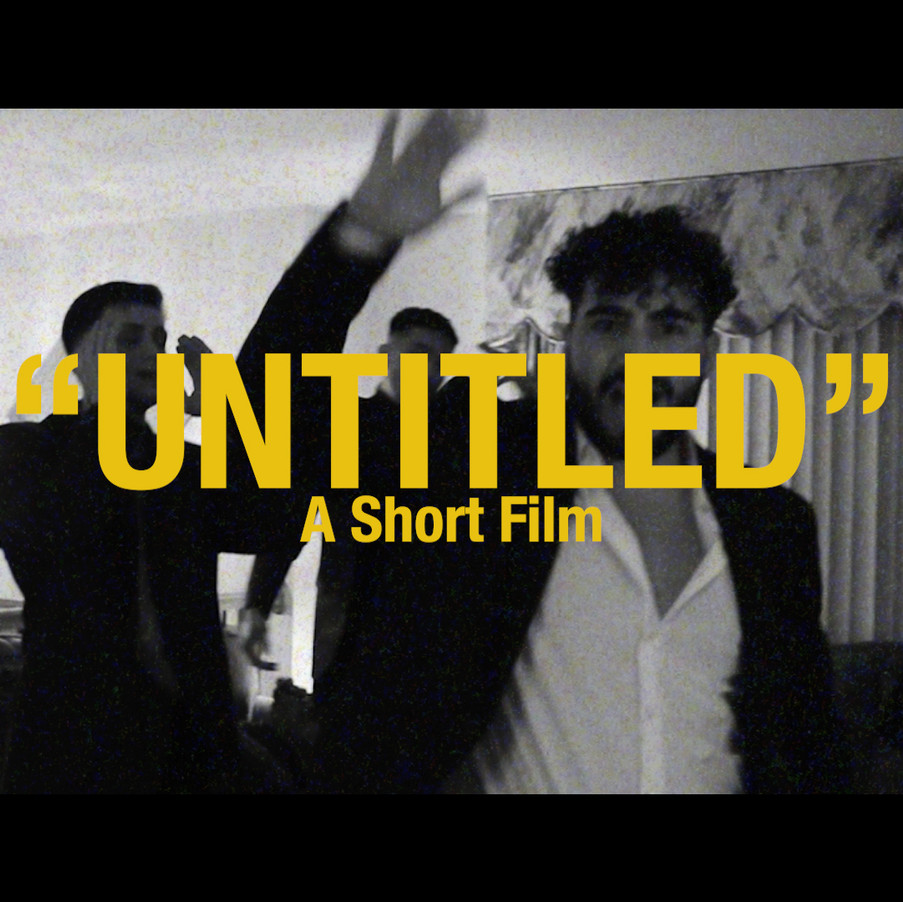UNTITLED SHORT FILM (A Film by Sir Trevor James)