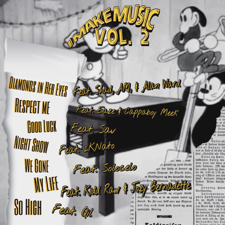 """I Make Music Vol. 2"" LookBook"