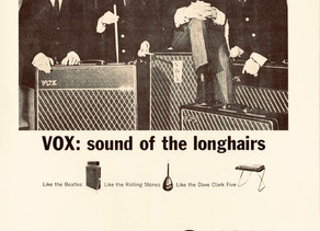 Sound of the Longhairs
