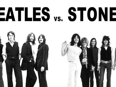 The Beatles or The Stones