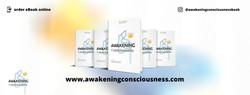 Awakening Consciousness Book   by Katerina Angelovska & Radovan Vitosevic