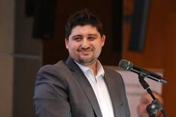 Radovan Vitosevic   Book Promotion   Speech