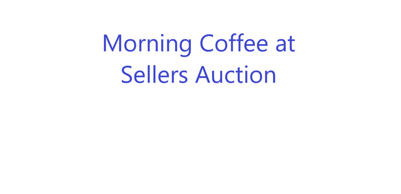Sellers Auction