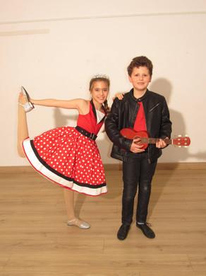 Prinzenpaar-Showteil