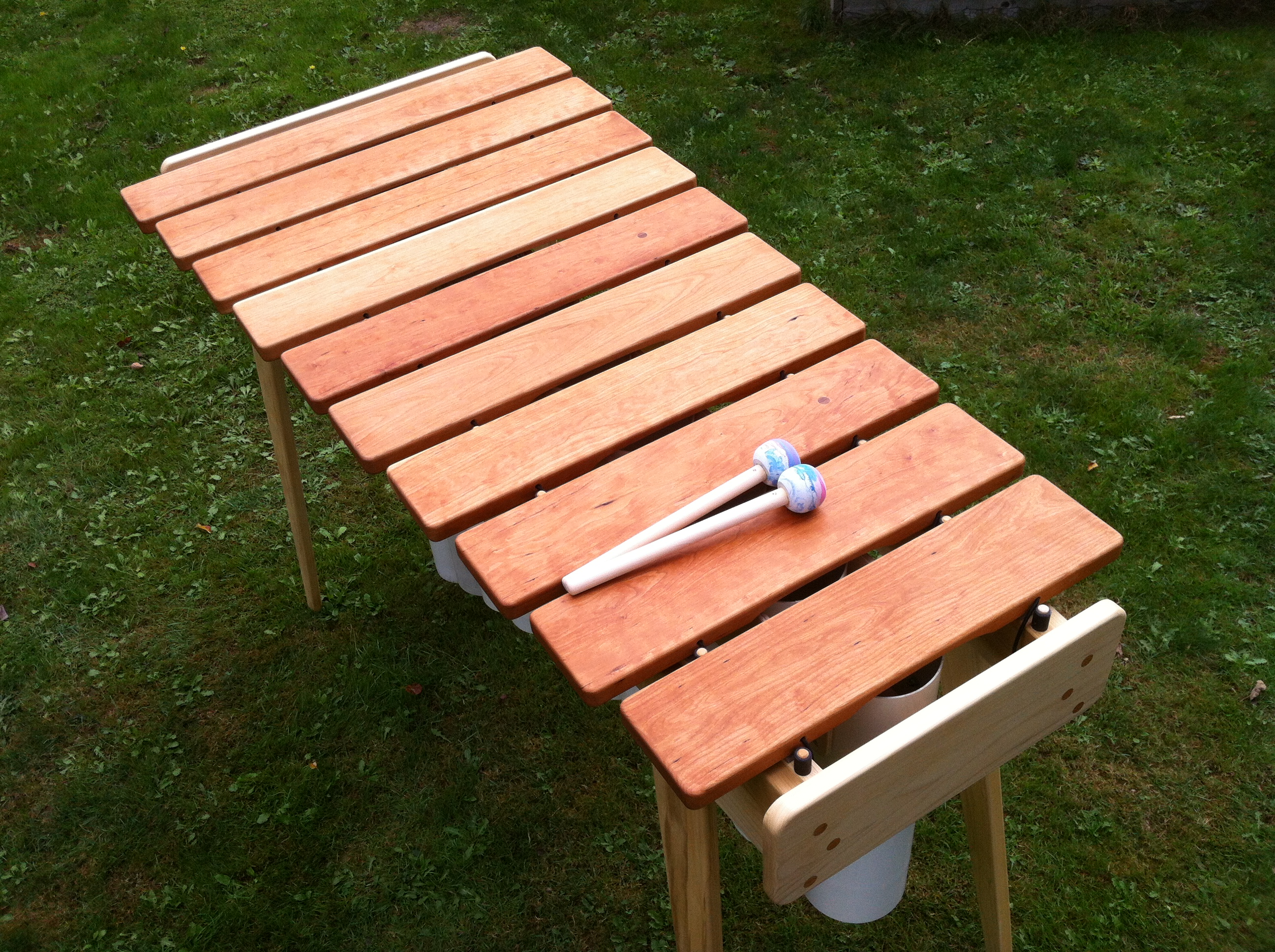 cherry bass marimba