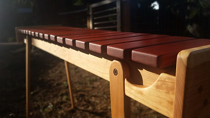 padauk dust soprano side