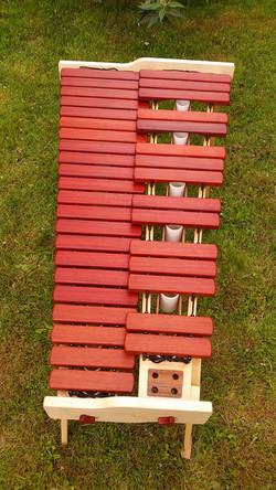 3 octave custom chromatic marimba