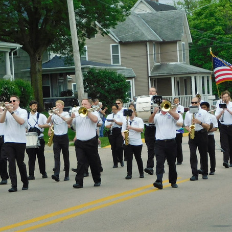The Dixon Municipal Band needs your support!