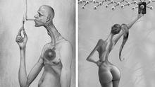 Ces 15 dessins sont une réflexion incroyable de ce qui ne va pas avec la société
