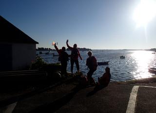 Journée dans le Golfe du Morbihan