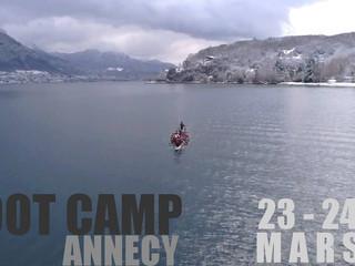 """4ème""""Boot Camp"""" DRAGON BOAT ATTITUDE !"""