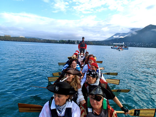 Festival de Dragon Boat Annecy 2016