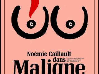 Noémie Caillault après Paris, Avignon !
