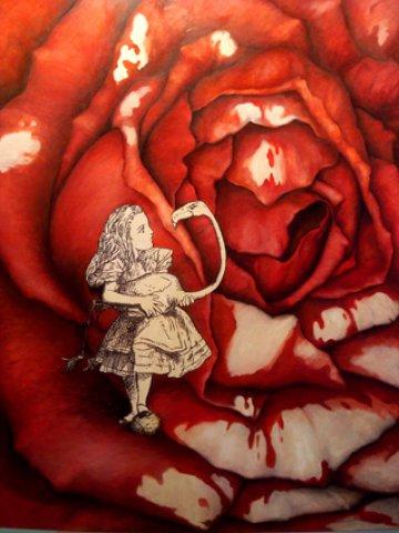 En la rosa 170x130
