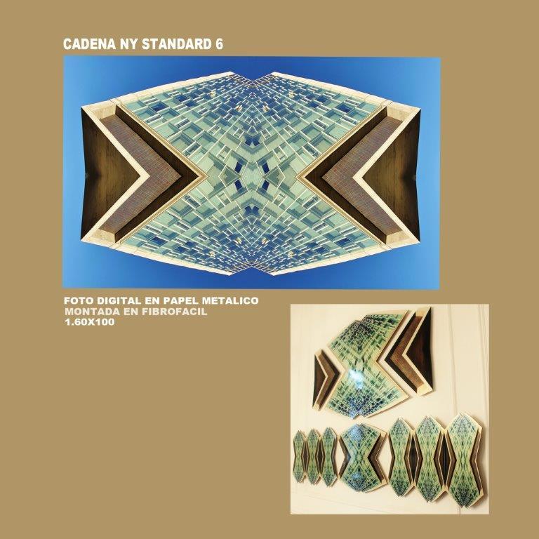 Cadena NY Standard 6
