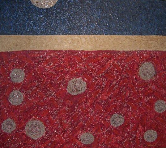 Hormigas comeluna II 160x180