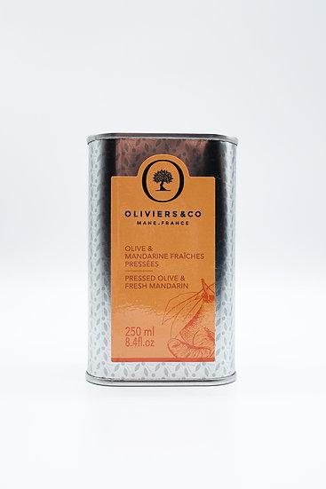 Huile d'olive de Provence aromatisée 250 ml