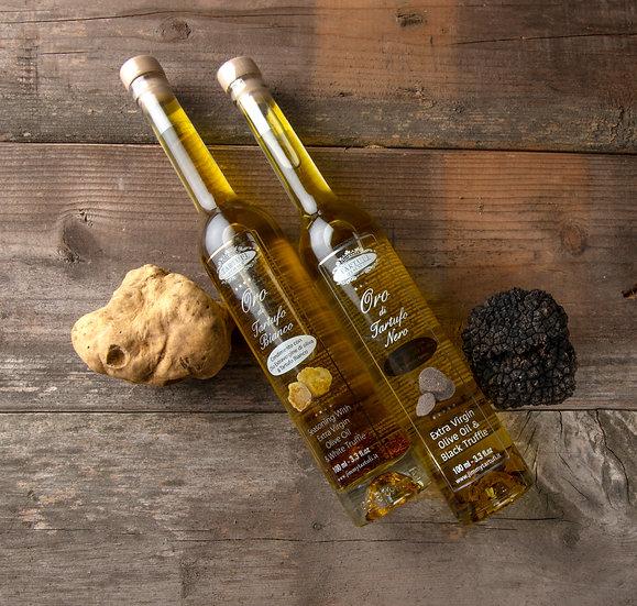 Huile d'olive à la truffe noire 100ml