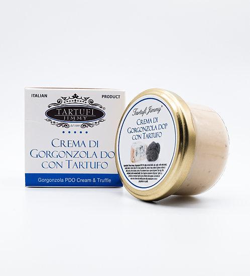 Crème de gorgonzola à la truffe 90gr