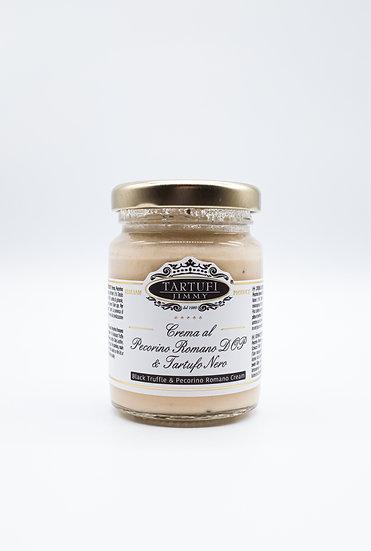 Crème au pecorino