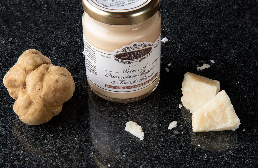 Crème de parmesan à la truffe