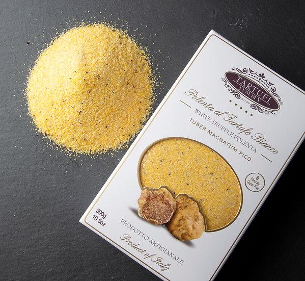 Polenta à la truffe blanche 300gr