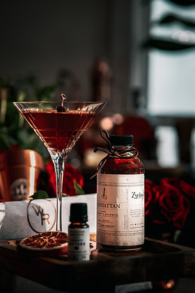 DERBY MANHATTAN WITH WOODFORD RESERVE