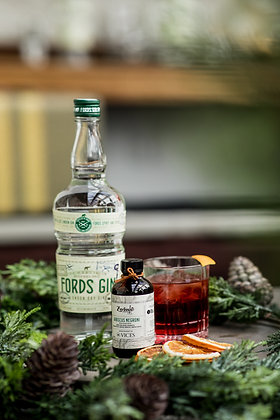 FORD GIN HIBISCUS NEGRONI