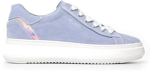 Hellblau NeroGiardini Sneaker, E115265D239, Seitenansicht