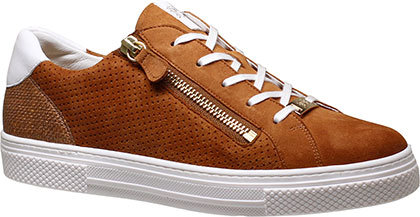 braun Hassia Sneaker 1-301236/2906, Seitenansicht