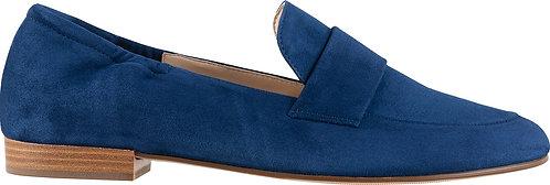 Högl, Loafer blau, Artikel 9-101602/3100, Seitenansicht