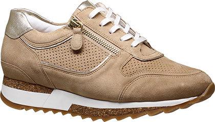 creme platin Hassia Sneaker 1-301819-1275, Vorderansicht