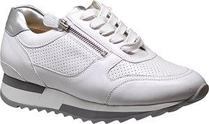 Hassia, weisser Sneaker, Artikel 9-301821/0676