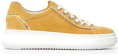 gelb NeroGiardini Sneaker, E115265D662, Seitenansicht