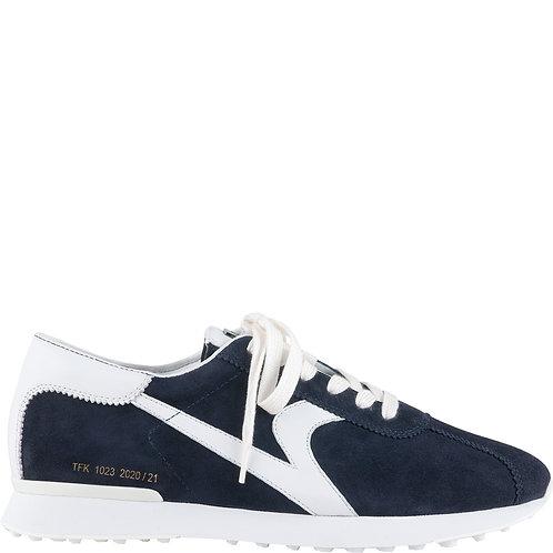 Högl blauer Sneaker 0-102352/3000