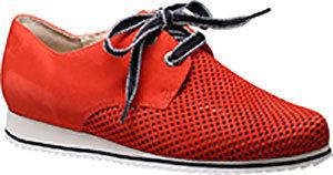 Hassia, oranger Sneaker Halbschuhe, Artikel 9-301569/4200