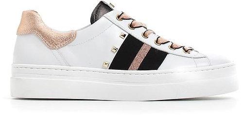 NeroGiardini, weisser Sneaker, Artikel E010674D707