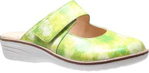 Ganter, grüne Pantolette, Artikel 9-205893/5000