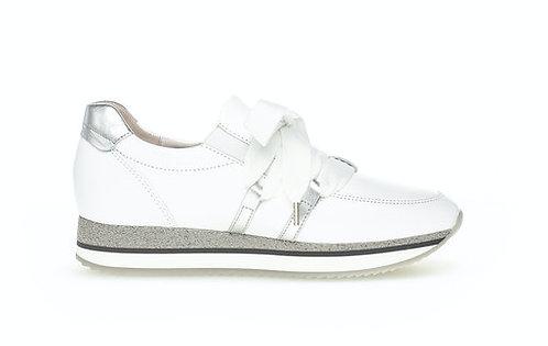 weiss Gabor Sneaker 63.443.21, Vorderansicht