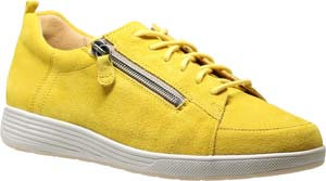 Ganter, gelber Sneaker, Artikel 9-208188/8400
